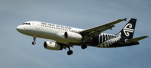 Airlines: Air New Zealand [NZ/ANZ]