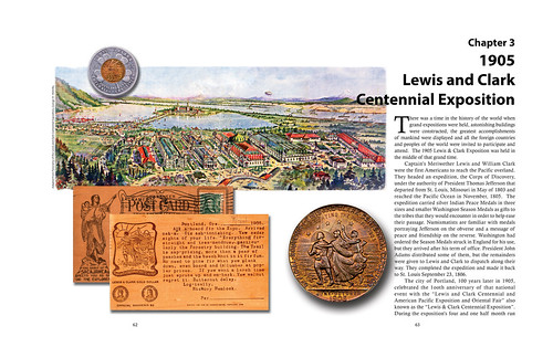 Book Lewis and Clark Opening Spread