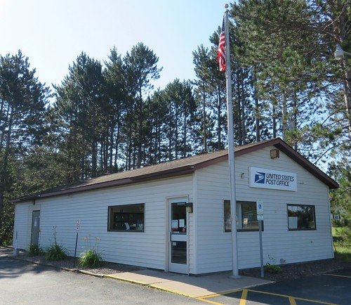 Post Office 54888 (Trego, Wisconsin)