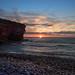 Budleigh Salterton Daybreak