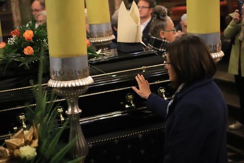 Msza św. z importą śp. Inf. Janusza Bielańskiego do Katedry na Wawelu | Kard. Stanisław Dziwisz, 7.11.2018