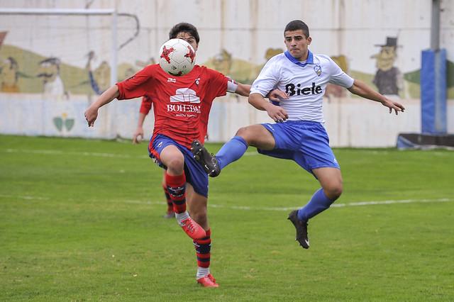 Olarizu 0-0 LagunOnak jubenil Vasca