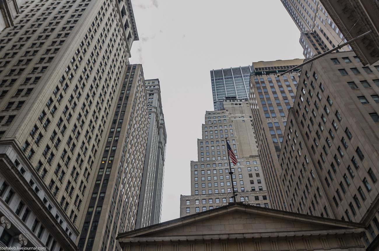 Нью-Йорк_Wall Street-24