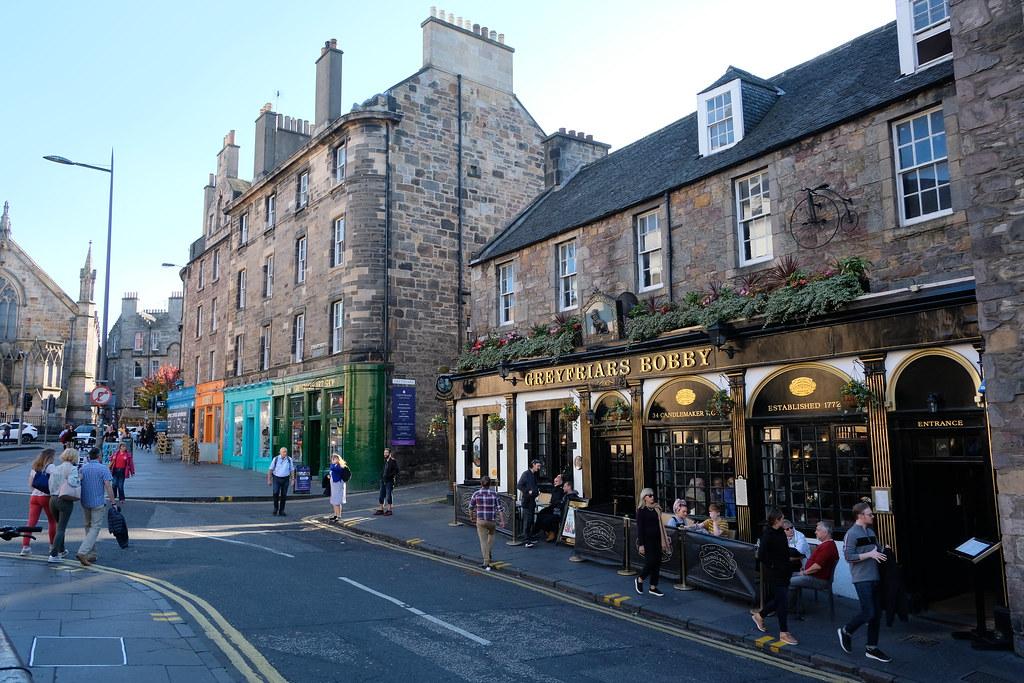 Bobby Greyfriar's Bar | Edinburgh Itinerary