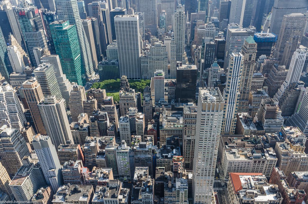 Нью-Йорк_Empire State Building-29