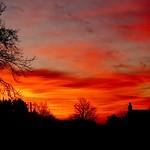 13. Detsember 2018 - 7:58 - spectacular sunrise