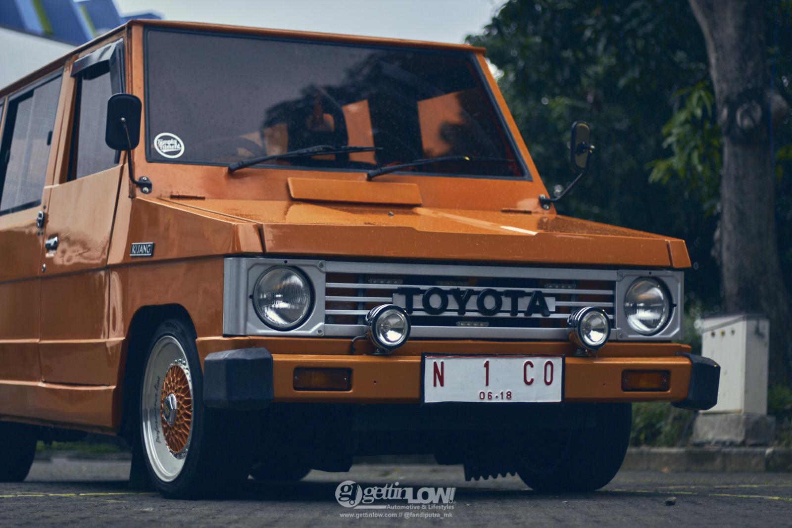toyota kijang KF20 1985
