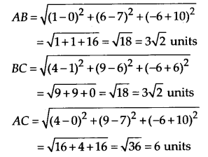 NCERT Solutions for Class 11 Maths Chapter 12 Introduction to Three Dimensional Geometry 2