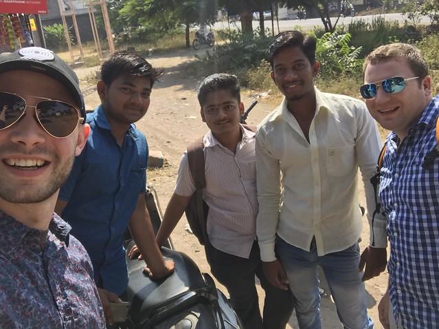 India Trip Fall 2018