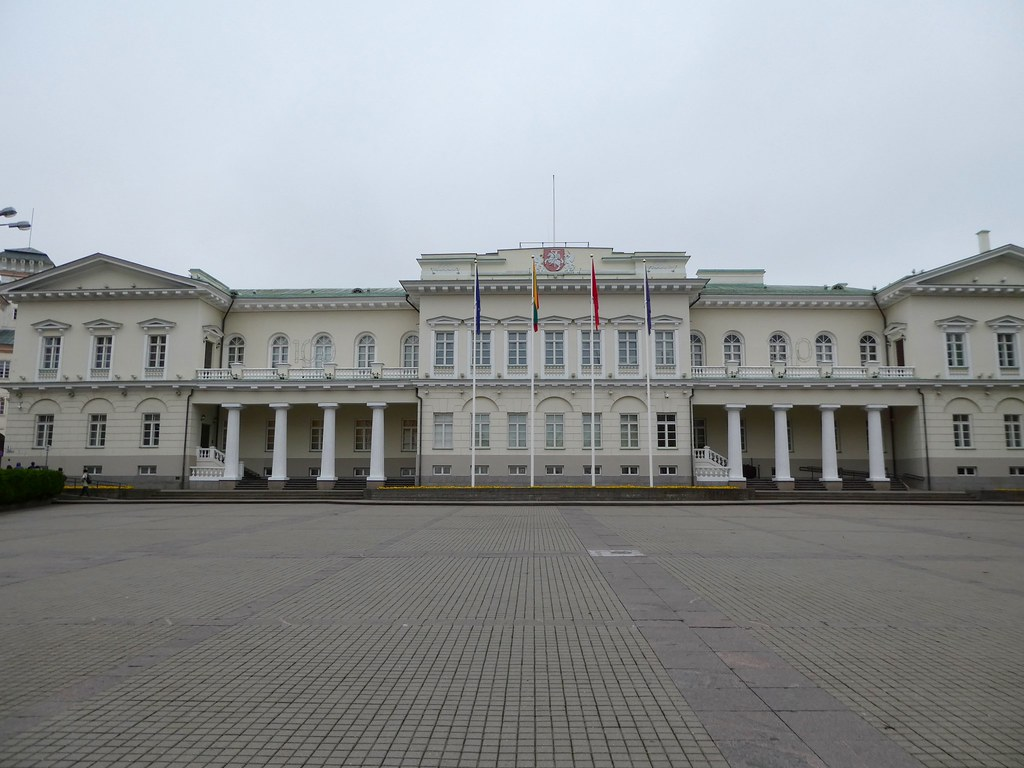 Presidential Palace of Lithuania, Vilnius