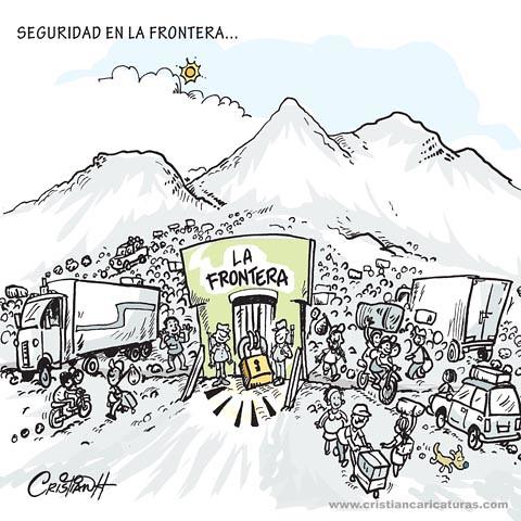 Seguridad en la frontera