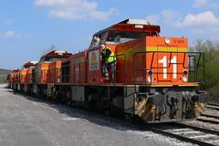 Seco-Rail à Mézy-Moulins - Photo of Connigis