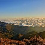 View @Pico da Bandeira, MG - Brasil