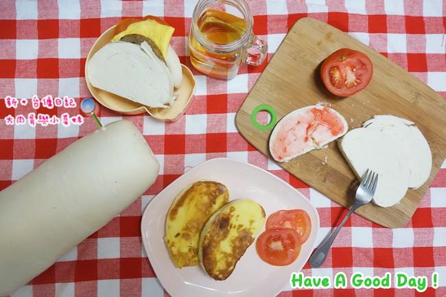 《台中》超誇張!都鋐麵包坊~跟手臂一樣的特大鮮奶饅頭!天然手工口感軟Q扎實,露營野餐好方便,切片切塊怎麼料理都好吃!
