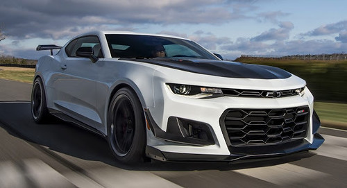 2019 Chevrolet Camaro ZL1 1LE Breaks Cover With Old Face But 10sp Auto Option