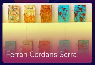 L'Aixeta de Ferran Cerdans Serra, escriptor autor-editor a Llibres Artesans, per al micromecenatge del projecte literari artesanal.