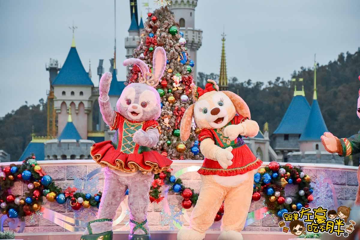 2019香港迪士尼樂園(聖誕節特別活動)-180