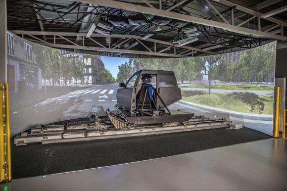 Vehicle_Driving_Simulator