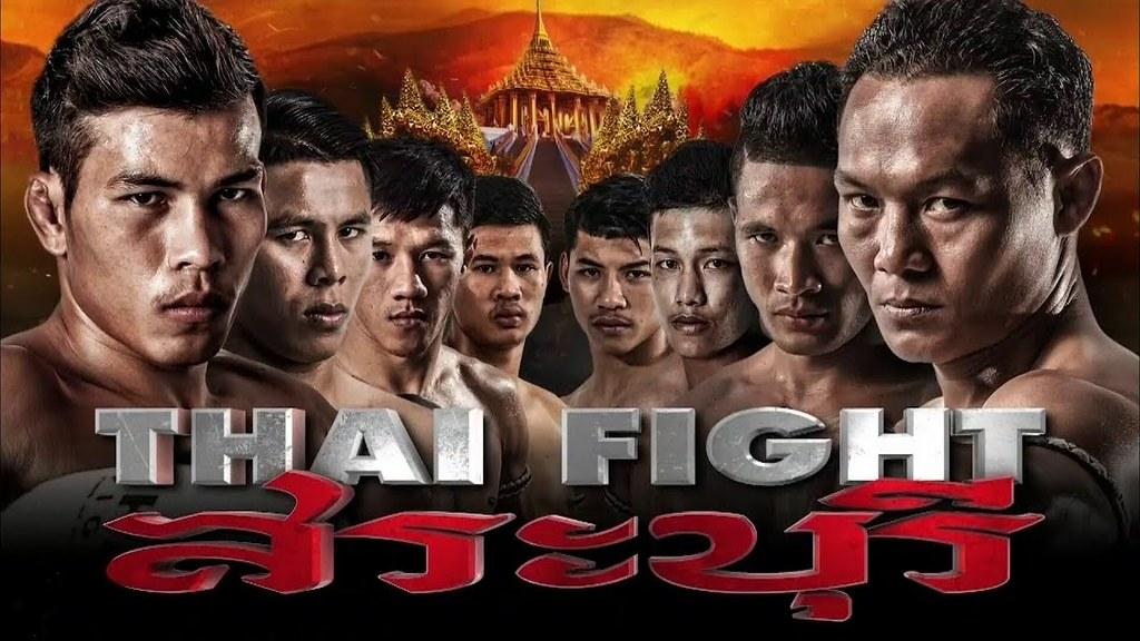 Liked on YouTube: ไทยไฟท์ล่าสุดสระบุรี Thaifight Saraburi 2018 🏆
