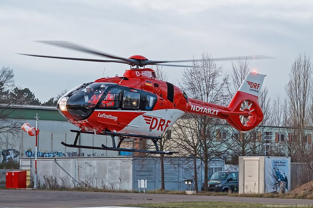 DRF Luftrettung Christoph38 Airbus, Canon EOS 1100D, Canon EF 70-300mm f/4-5.6 IS USM