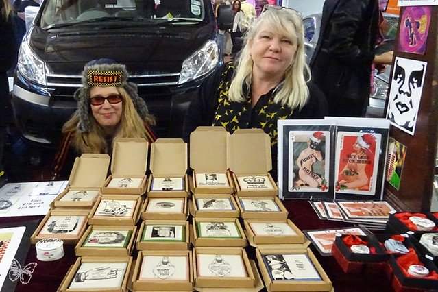 Art Car Boot Fair Christmas