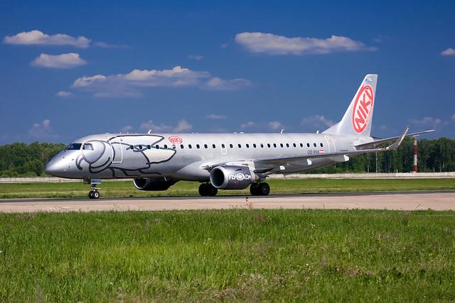 Embraer 190, Sony DSLR-A700, Sony 70-300mm F4.5-5.6 G SSM (SAL70300G)