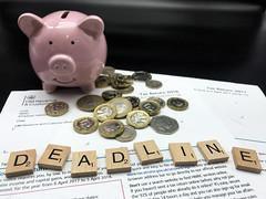 Tax return deadline day 2019