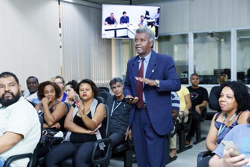Audiência pública para debater a situação administrativa dos Conselhos Tutelares de Belo Horizonte e do Plantão Centralizado- 12ª Reunião Extraordinária- Comissão de Direitos Humanos e Defesa do Consumidor