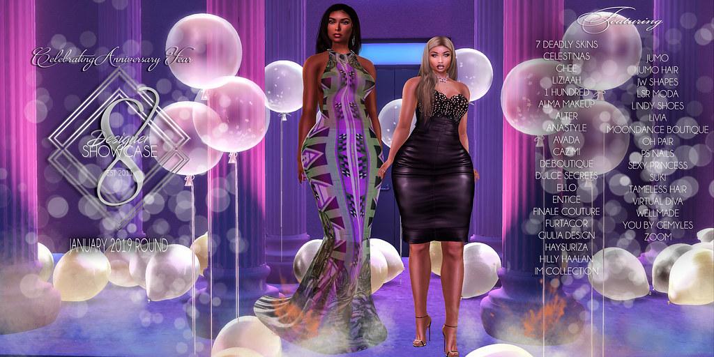 Designer Showcase -January -2019