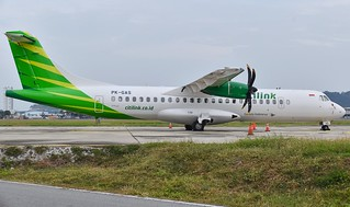 PK-GAS - ATR 72-600 - Citilink | by iseethemail
