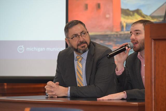 Michigan Municipal League Legislative Committee Kickoff Event January 30, 2019