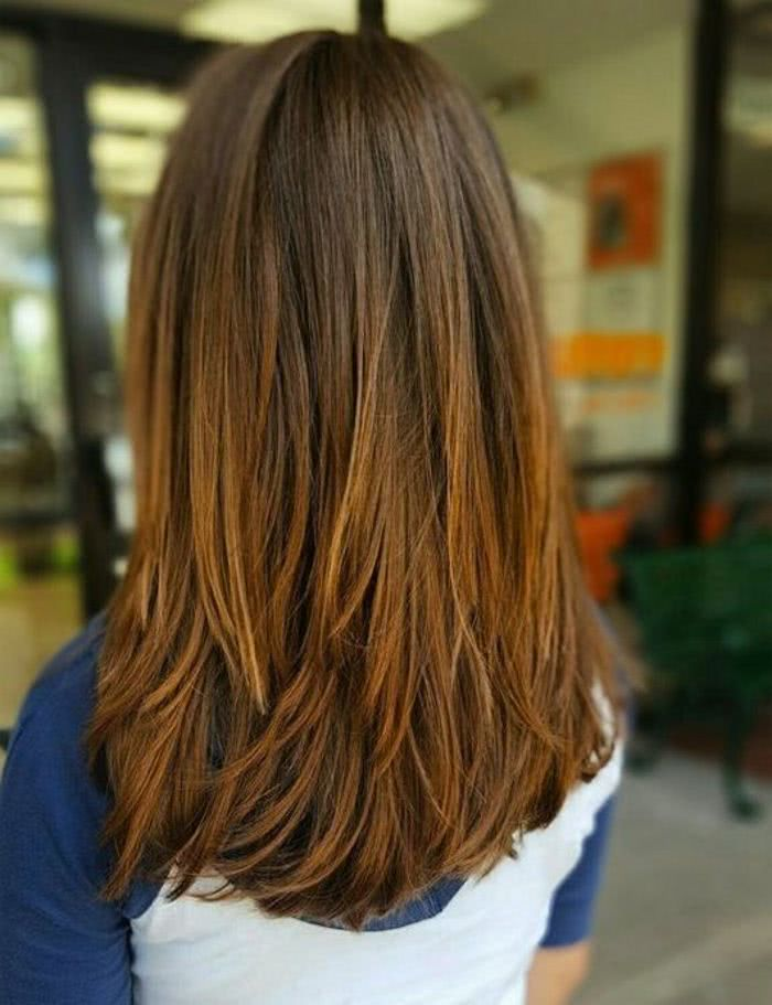 LONG LAYERED HAIRSTYLES 2019 THAT WILL BE THE MOST TO WEAR THIS SEASON! 1