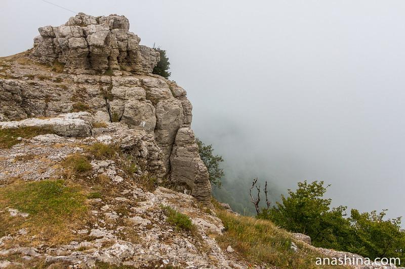 Скала Шишко, Крым