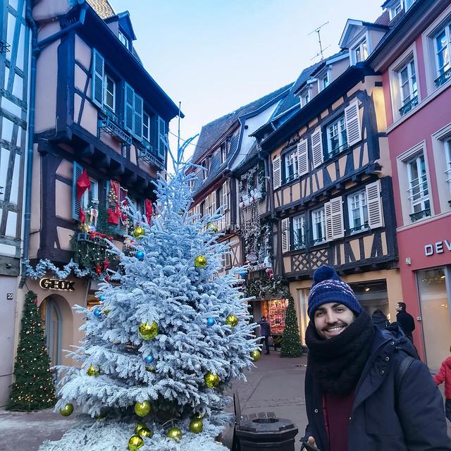 · Qué ver en Colmar en un día · Colmar en Navidad ·