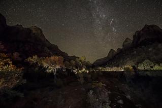 Night in Zion