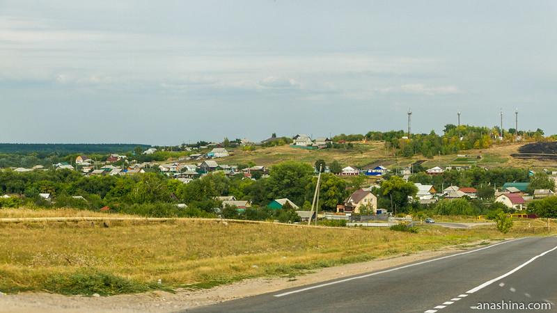 Дома, Саратовская область