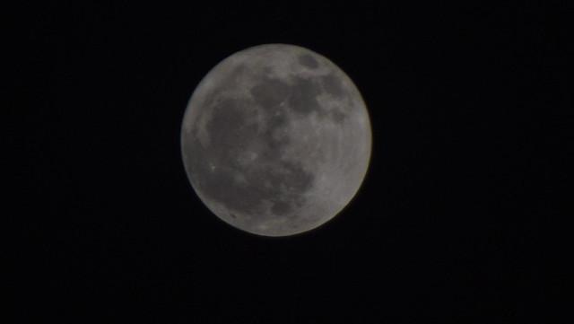 Luna lunita, Fujifilm FinePix S2980