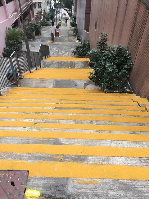 城皇道樓梯1