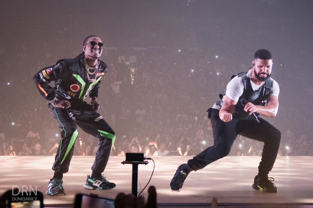 Quavo & Drake.