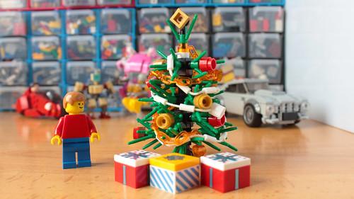 Lego Christmas Tree MOC