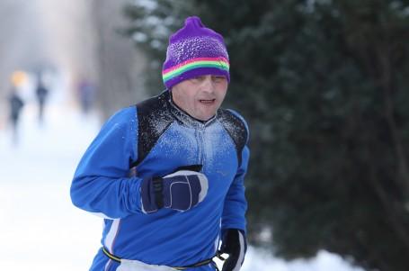 TRÉNINK: Maratonská příprava po svátcích a v novém roce