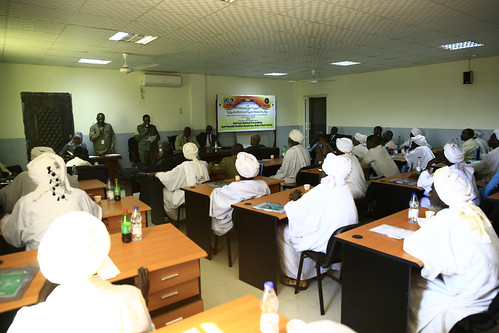 UNAMID trains rural courts judges in West Darfur | by UNAMID Photo