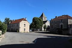 Bach - Dans les rue du bourg - Photo of Vaylats