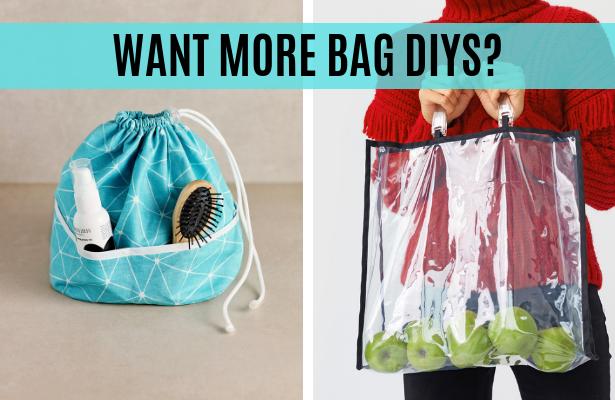 More Bag DIYS