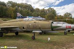 2343---96001091---German-Air-Force---Mikoyan-Gurevich-MiG-21MF-75---Savigny-les-Beaune---181011---Steven-Gray---IMG_5636-watermarked
