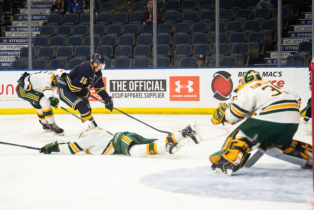 University of Alberta Golden Bears v.s Lethbridge Pronghorns Nina Barroso Ramos
