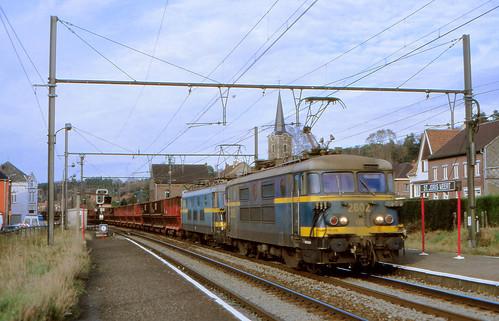 NMBS 2603 @ Sint Joris Weert