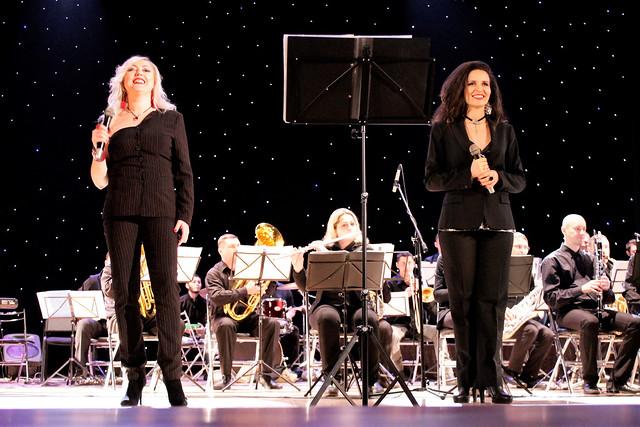 28.11.18. A tribute to ABBA&Boney M. Горловка.