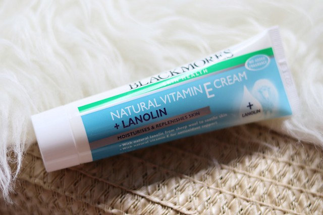 Blackmores Natural Vitamin E & Lanolin Cream