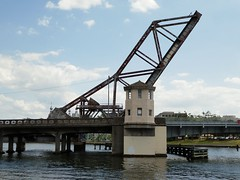 Tampa - Old Steel Railroad Bridge